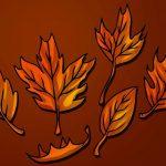 Как нарисовать листья карандашом поэтапно