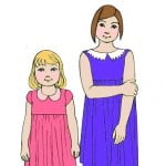 Как нарисовать ребёнка карандашом поэтапно