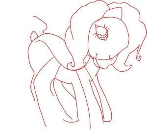 как нарисовать Май Литл пони