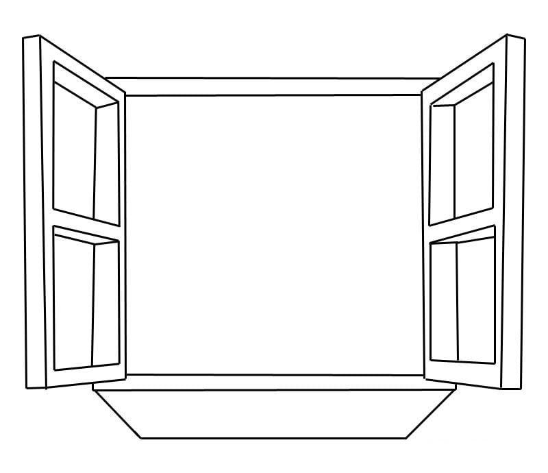 рисунок домика карандашом: