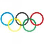 Как нарисовать олимпийские кольца карандашом поэтапно