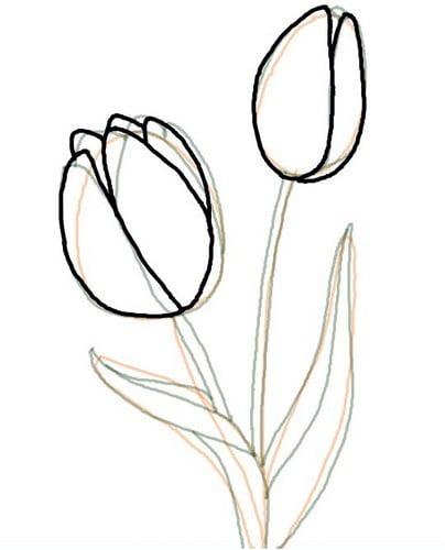 как рисовать лето карандашом: