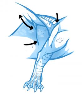 как нарисовать дракона поэтапно карандашом
