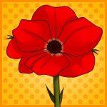Аленький цветочек - как нарисовать