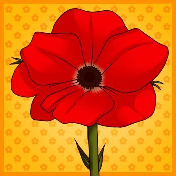 как нарисовать Аленький цветочек поэтапно карандашом