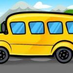 как нарисовать автобус карандашом